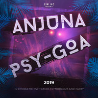 Various Artists - Anjuna Psy Goa 2019