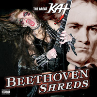 The Great Kat - Beethoven Shreds (Explicit)