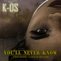 K-OS - YOU'LL NEVER KNOW (feat. Charlie Wilson) (Explicit)