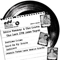 Eddie Mooney & The Grave - The Lost 1978 Demo Tapes