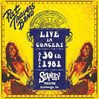 Pat Travers - Live in Concert April 30th, 1981 Stanley Theatre Pittsburgh Pa