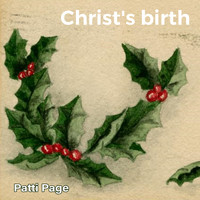 Patti Page - Christ's birth
