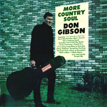 Don Gibson - More Country Soul