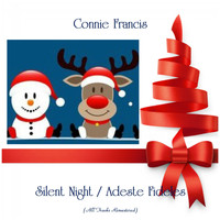 Connie Francis - Silent Night / Adeste Fideles (All Tracks Remastered)