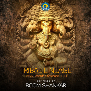 Various Artists - Tribal Lineage (Compiled by Boom Shankar)