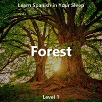 The Earbookers - Learn Spanish in Your Sleep: Forest (Level 1)
