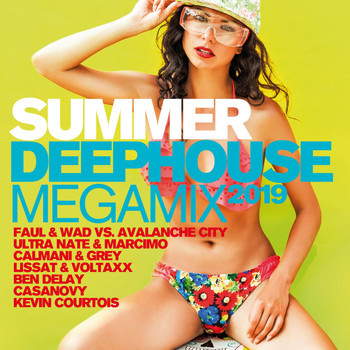 Various Artists - Summer Deephouse Megamix 2019