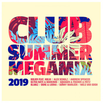 Various Artists - Club Summer Megamix 2019 (Explicit)