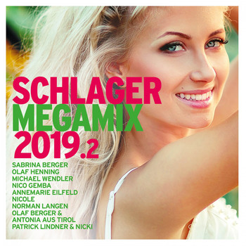 Various Artists - Schlager Megamix 2019.2