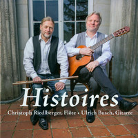 Christoph Riedlberger & Ulrich Busch - Histoires