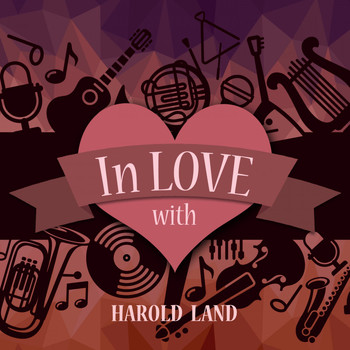 Harold Land - In Love with Harold Land