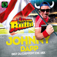 Lorenz Büffel - Johnny Däpp (Bist Du däppert EM-Mix)