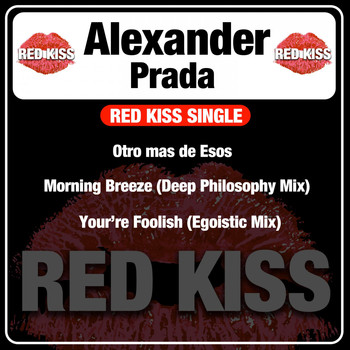 Alexander Prada - Red Kiss Single
