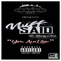 Nuff Said - You Aint Low (feat. Young Chris) (Explicit)