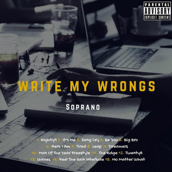 Soprano - Write My Wrongs (Explicit)
