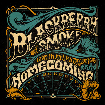 Blackberry Smoke - Run Away from It All (Live)