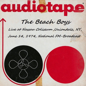 The Beach Boys - Live At Nassau Coliseum, Uniondale, NY. June 14th 1974, National FM-Broadcast (Remastered)