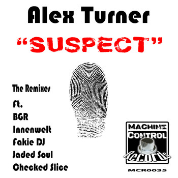 Alex Turner - Suspect