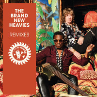The Brand New Heavies - These Walls /  The Funk Is Back Remixed