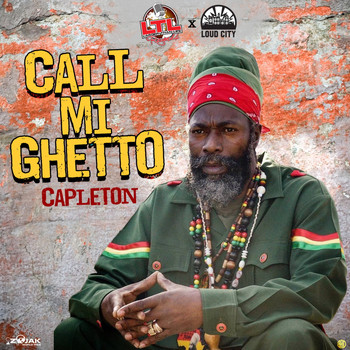 Capleton - Call Mi Ghetto - Single