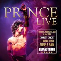 Prince - The Omnia, Atlanta, GA, USA 4 Jan 1985 (Live)