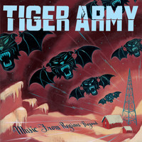 Tiger Army - Music From Regions Beyond