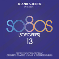 Blank & Jones - So80S (So Eighties), Vol. 13 (Presented by Blank & Jones)