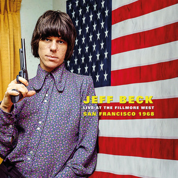 Jeff Beck - Live At The Fillmore West, San Francisco 1968