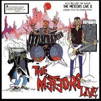 The Meteors - Live/Live, Vol. 2 (Explicit)