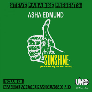 Steve Paradise - Sunshine (You Make My Life Feel Better)