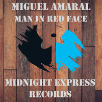 Miguel Amaral - Man in red face