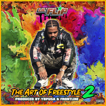 Lil' Flip - The Art of Freestyle, Vol. 2 (Explicit)