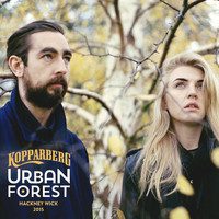 Slow Club - Live at Urban Forest for Kopparberg