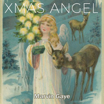 Marvin Gaye - Xmas Angel