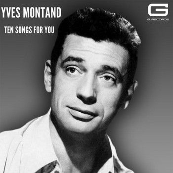 Yves Montand - Ten songs for you