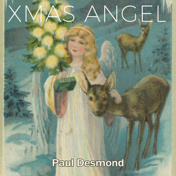 Paul Desmond - Xmas Angel