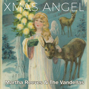Martha Reeves & The Vandellas - Xmas Angel