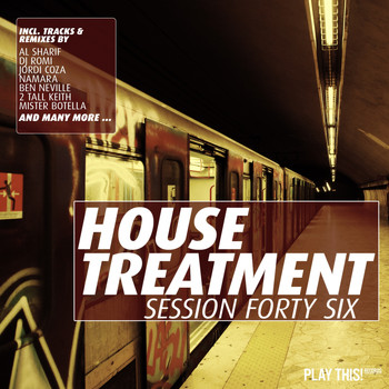 Various Artists - House Treatment - Session Forty Six