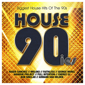 Various Artists - House 90ies - Biggest House Hits of the 90s