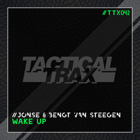 Jonse & Bengt van Steegen - Wake Up