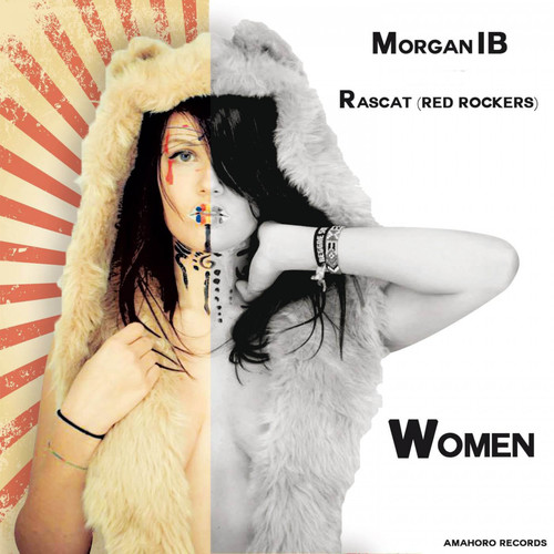 Amahoro Records Presents Rascat (Red Rockers) & Morgan iB MP3 Single Women