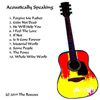 Dana Roscoe - Acoustically Speaking
