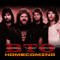Bachman-Turner Overdrive - Homecoming (Live 1984)