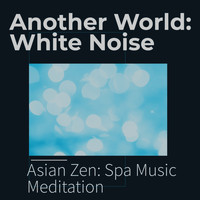 Asian Zen: Spa Music Meditation - Another World: White Noise