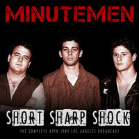 Minutemen - Short Sharp Shock (Live 1984)