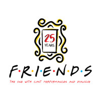 Friends Cast - WAH PAH / Princess Consuela (From Friends 25th Anniversary: The One with Cast Performances and Dialogue from the TV Series)
