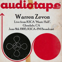 "Warren Zevon - Live from KSCA ""Music Hall"", Glendale, CA.  June 8th 1995, KSCA-FM Broadcast (Remastered)"