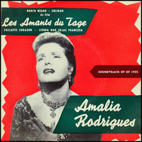 Amália Rodrigues - Les Amants Du Tage (Soundtrack EP of 1955)