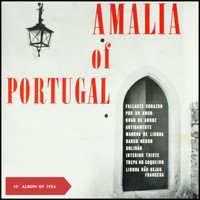 Amália Rodrigues - Amalia Of Portugal (Album of 1956)