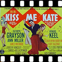 Ann Miller - So in Love From Kiss Me Kate (1953)